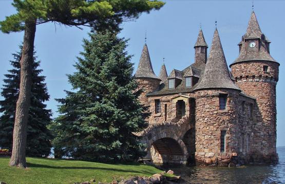 explore 1000 islands castles rockport cruises