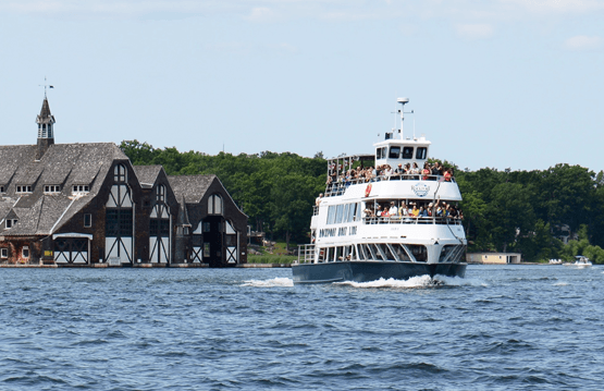 Heart of the 1000 Islands Cruise