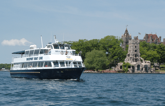 St. Lawrence Lunch Cruise