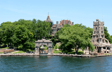 Boldt Castle Tour