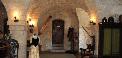 Two Castle Tour Rockport